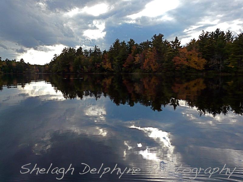 Shelagh Delphyne Photography Maine Lake Scenes