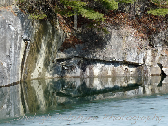 Simonton Quarry and Ice