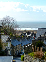 Harlech and area