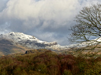 Cwm Pennant in Late December....
